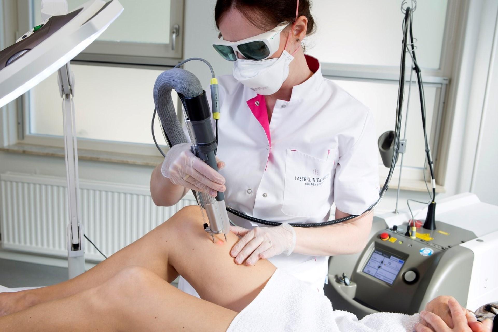 Laserkliniek Zwolle – in 5 stappen een veilige laser behandeling!