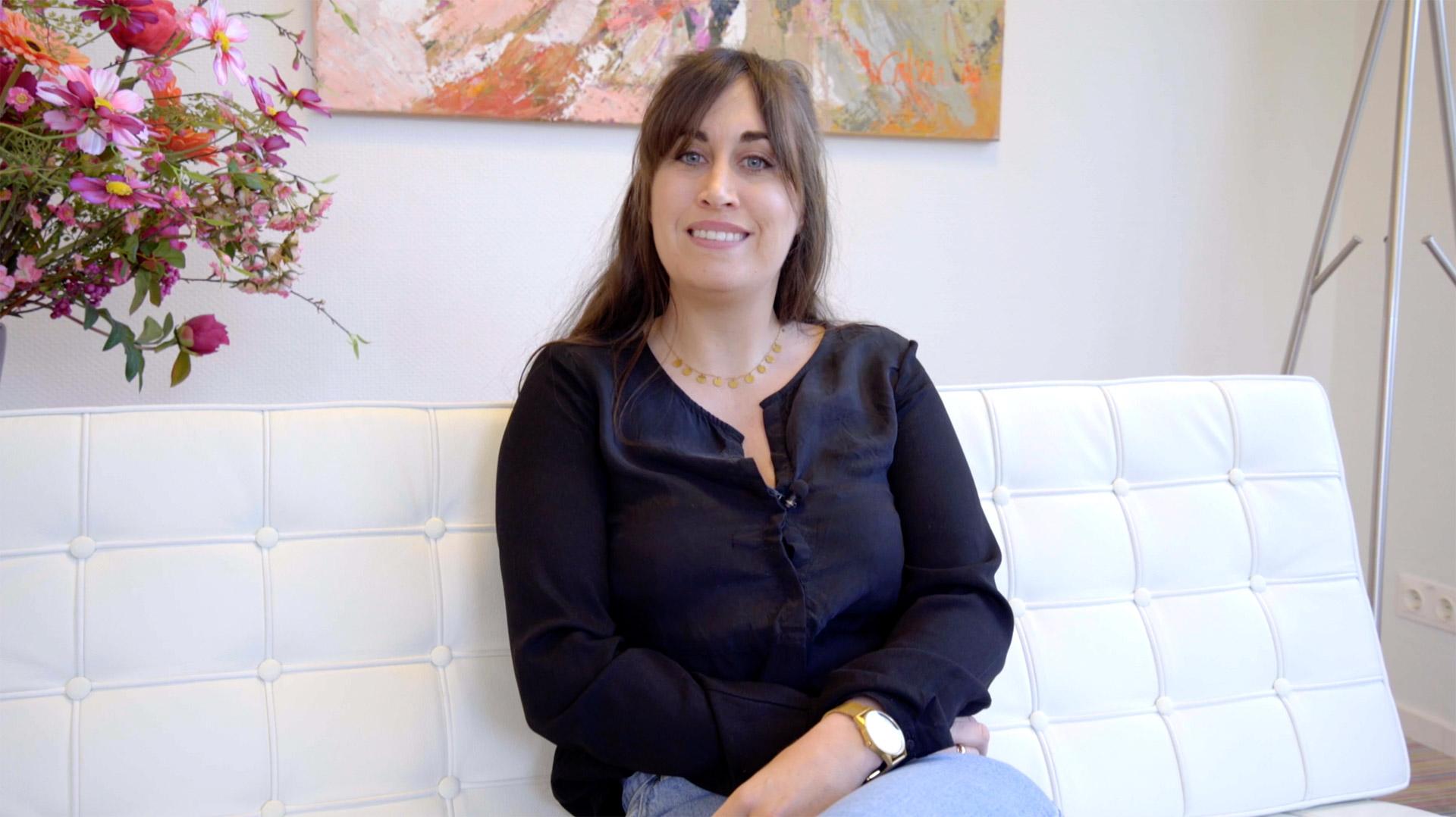Interview met Sabine over Laserontharen