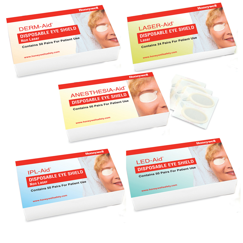 Patient eye shields