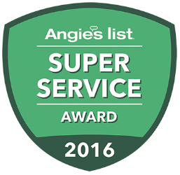 Angie's List Badge 2016