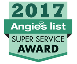 Angie's List Badge 2017