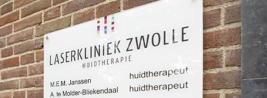 Huidtherapie in Utrecht. Het team van Laserkliniek Zwolle specialist in huidtherapie en lasertherapie staat voor u klaar