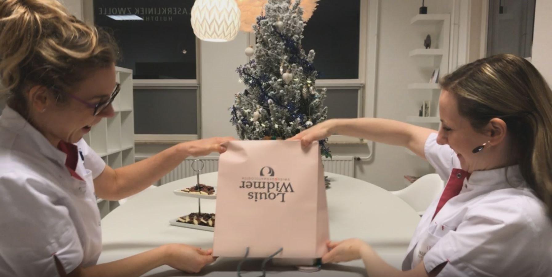 Kerst zonder cadeautje, is geen Kerst…