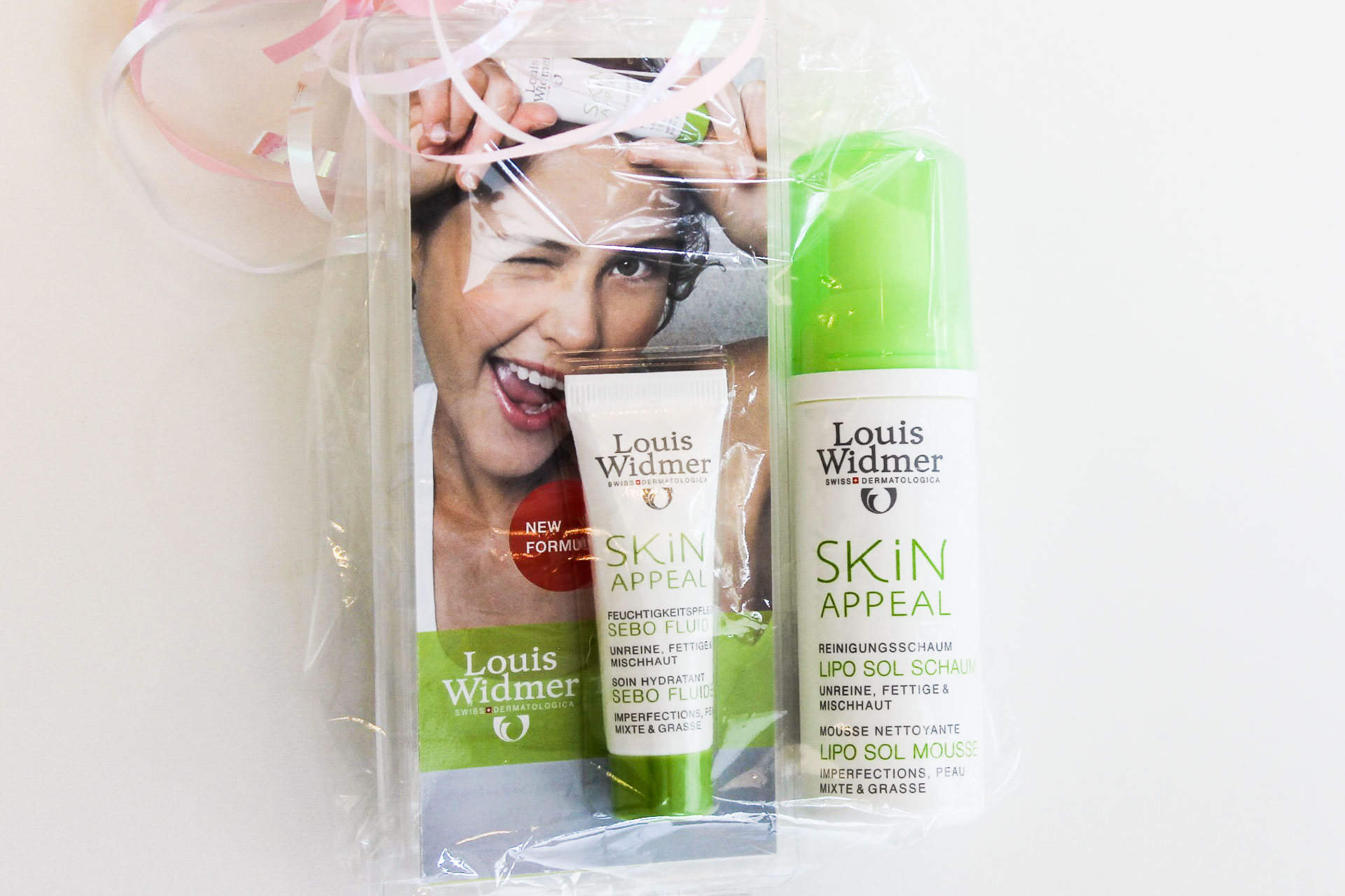 Cadeau voor onzuivere huid
