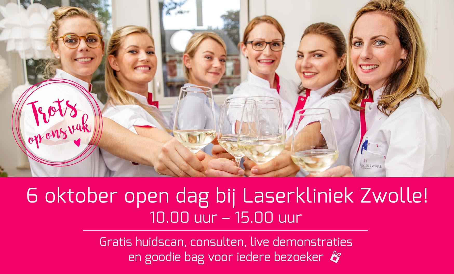 Laserkliniek Zwolle Informeert #4 - Open Dag 2018