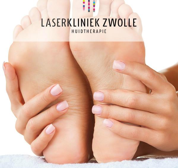 Laserkliniek Zwolle Informeert #5 - Help! Een Schimmelnagel En Nu? Help!