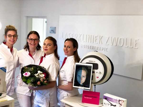 Laserkliniek Zwolle informeert; dit keer over huidverbetering en huidveroudering