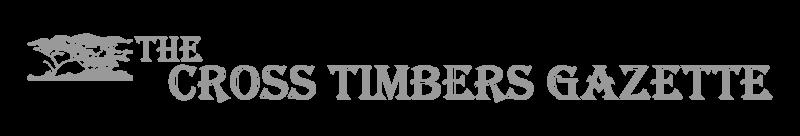 The Cross Timber Gazette Logo