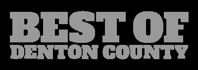 Best of Denton County Logo
