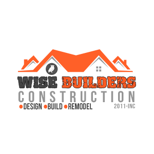 Wise Builders Construction Logo