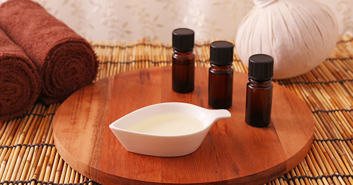 Essential Oils are among the complementary therapies for dogs in pain with conditions like arthritis.
