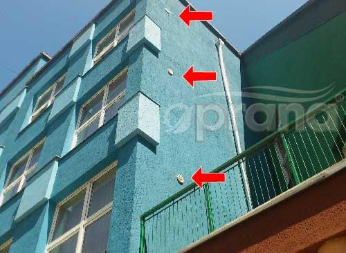 Prana rekuperators dzīvokļu māja