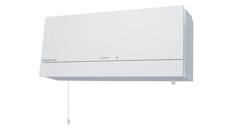 Mitsubishi Electric Lossnay VL-100U5-E rekuperators