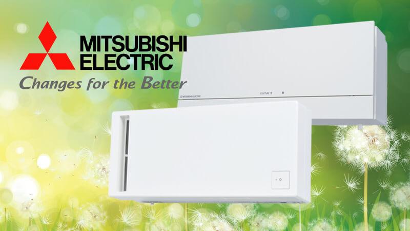 Rekuperatori Mitsubishi Electric