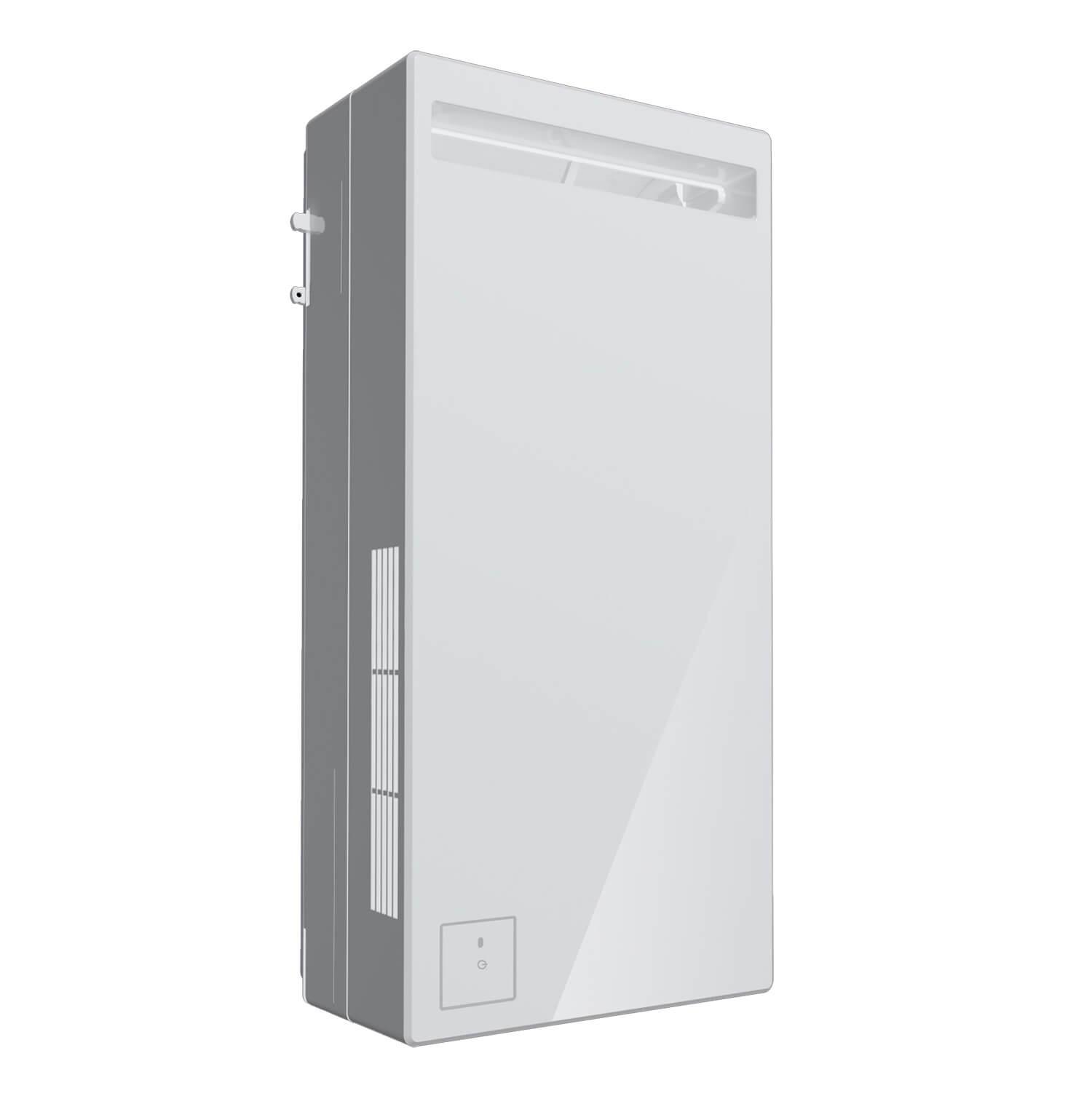 "Rekuperators ""Mitsubishi Electric Lossnay VL-50S2-E"" –rekuperators –mini ventilācija 2"