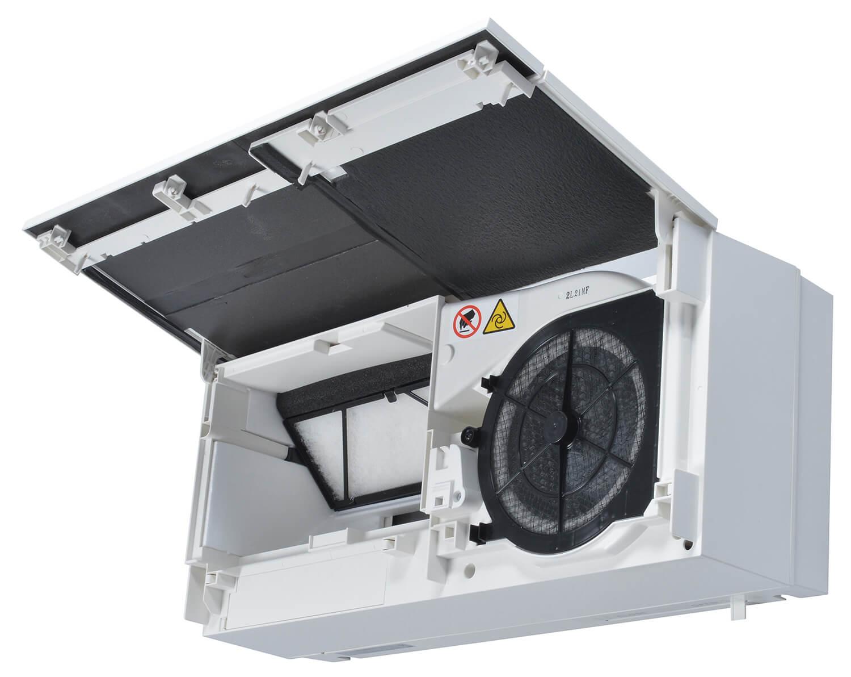 Рекуператор «Mitsubishi Electric Lossnay VL-100U5-E» –рекуператор –мини вентиляция 4