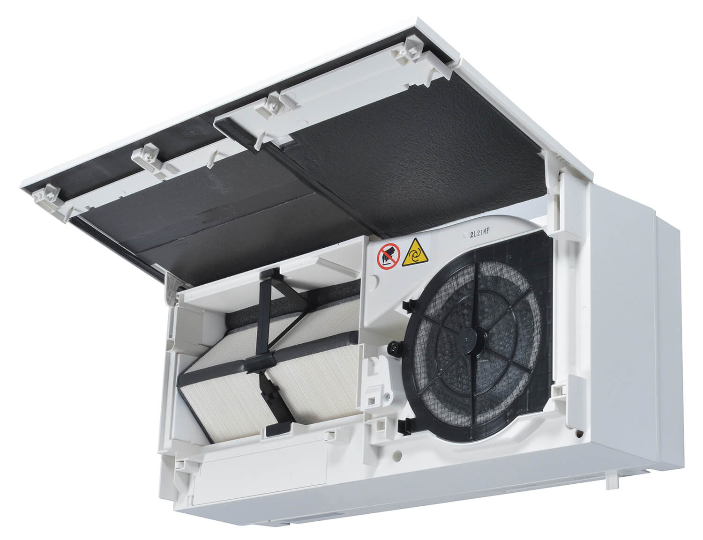 "Rekuperators ""Mitsubishi Electric Lossnay VL-100U5-E"" rekuperators –mini ventilācija 5"