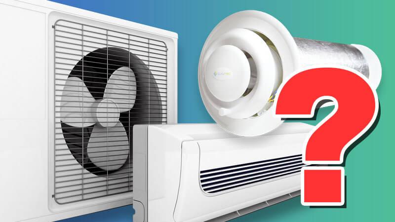 Ventilācijas izvēle – rekuperators vai kondicionieris?