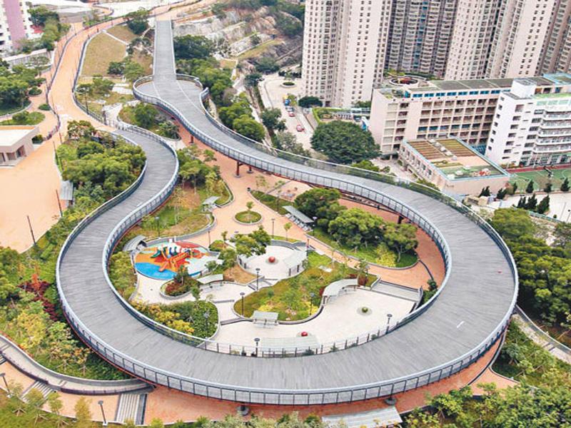 蒲崗村道公園