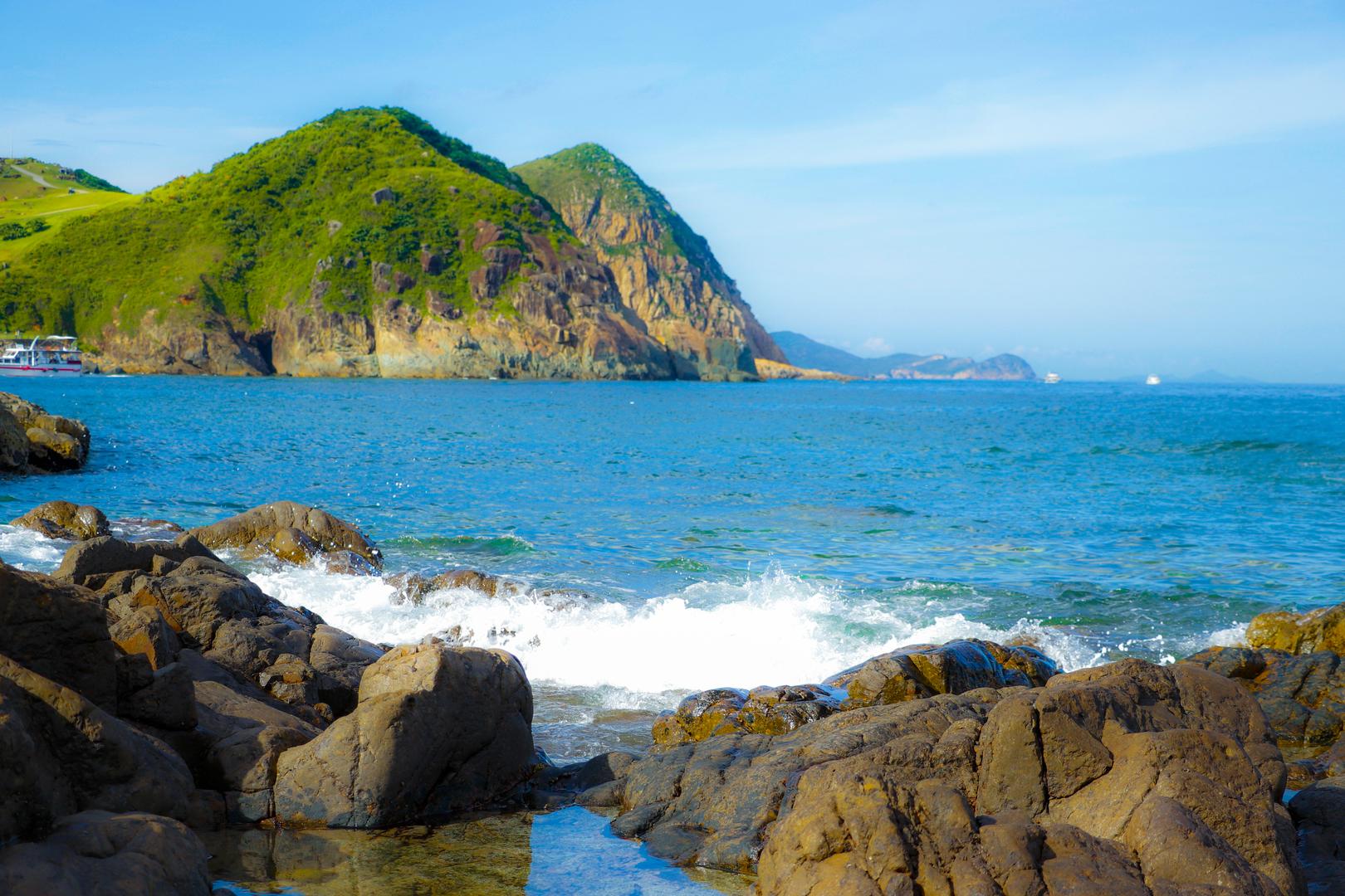 東龍島(露營篇)