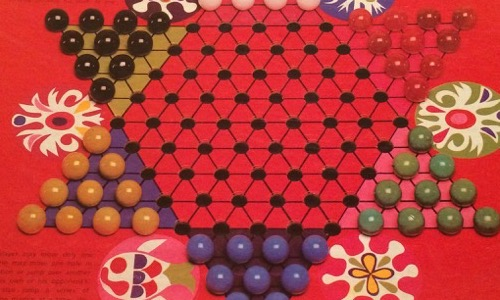 80s Chinese Checkers