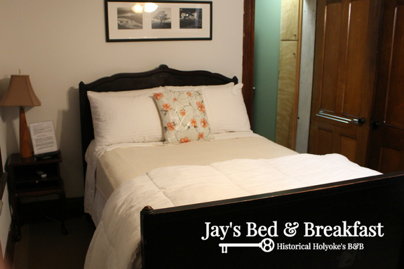 Jay's Bed and Breakfast Holyoke MA