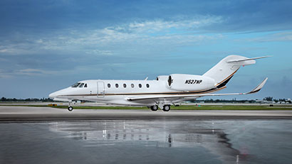 Alerion Air Charter Service. Our Citation X jet charter.