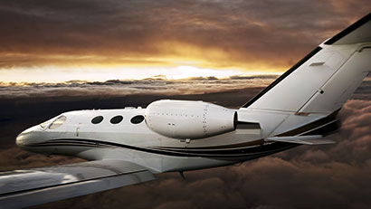 Fractional ownership for private jets.