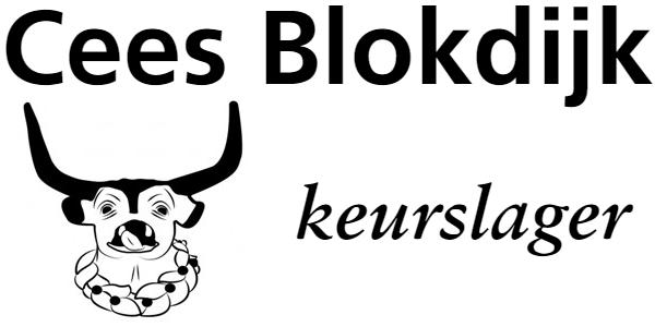 Keurslager Cees Blokdijk