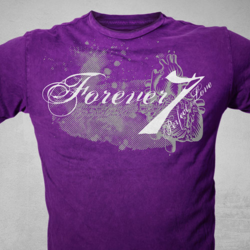 Catholic Christian T-Shirt Design | Forever 7