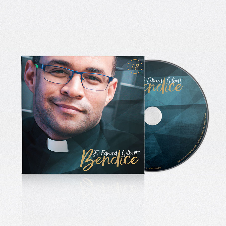 CD Cover Design Bendice | P. Edward Gilbert