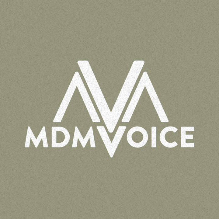 MDM Voice | Christian Logo and Branding Design