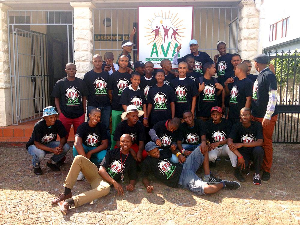 Action Volunteers Africa 2014