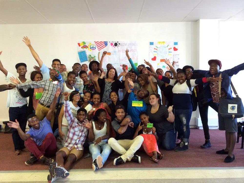 Action Volunteers Africa 2015