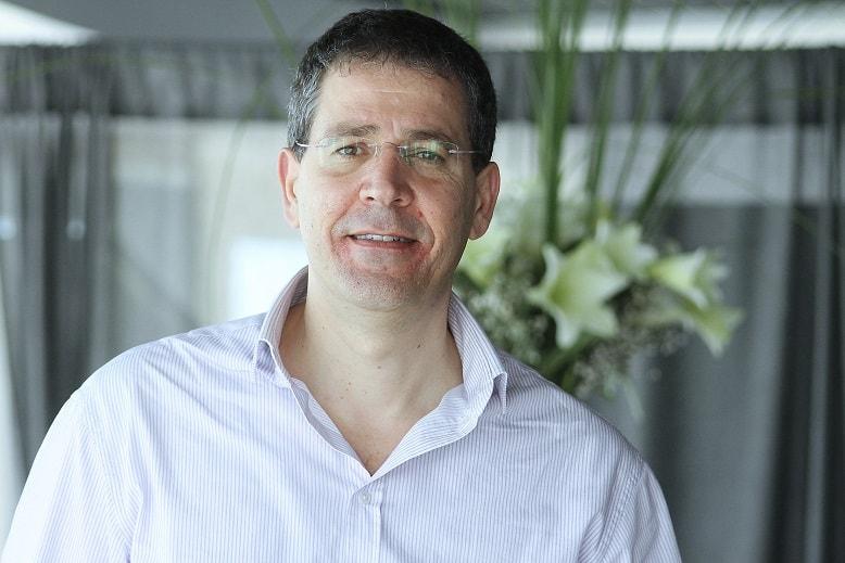 """שמעון אמויאל מנכל אבנט תקשורת.צילום יח""""צ"""