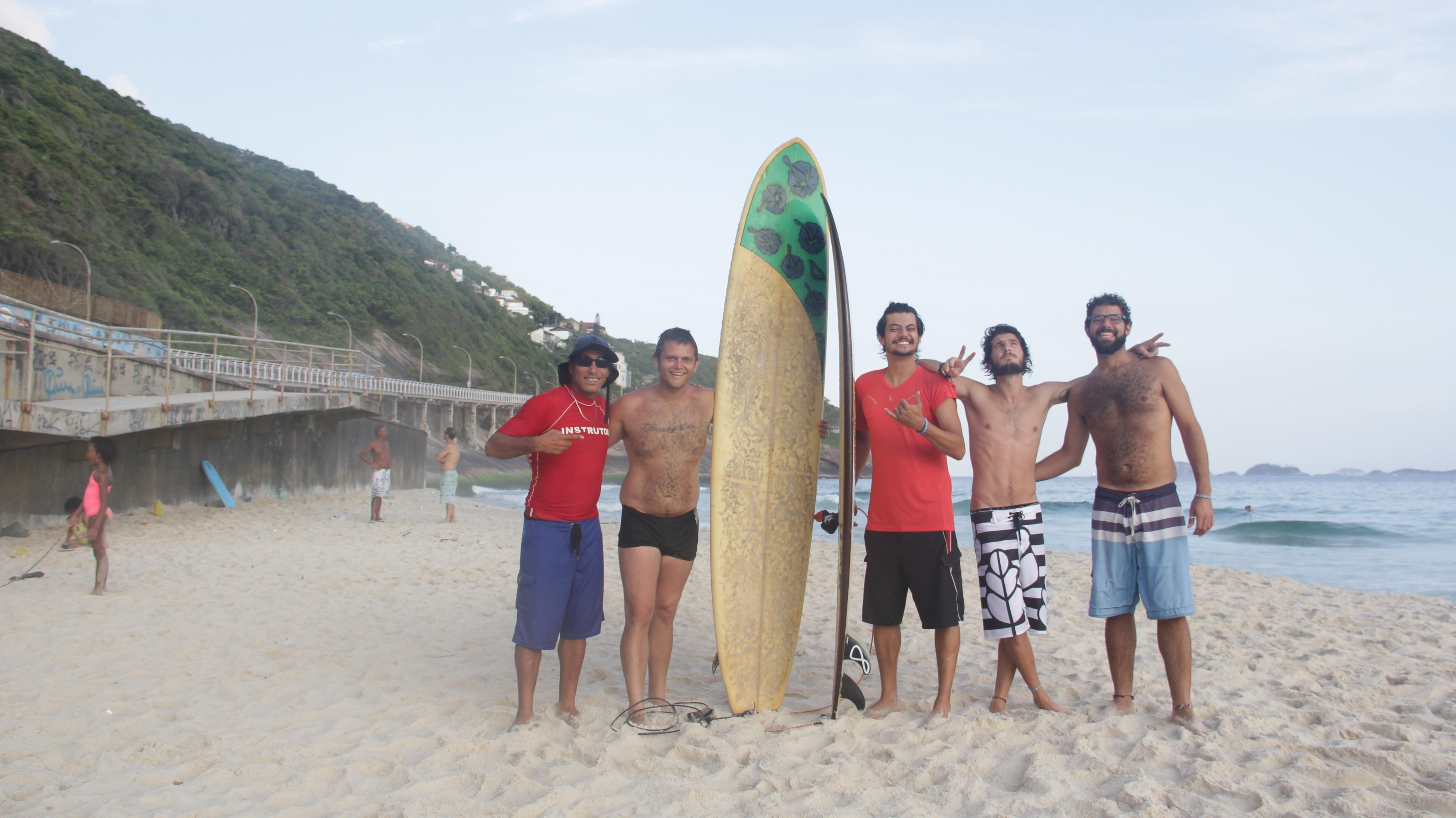 rocinha surf