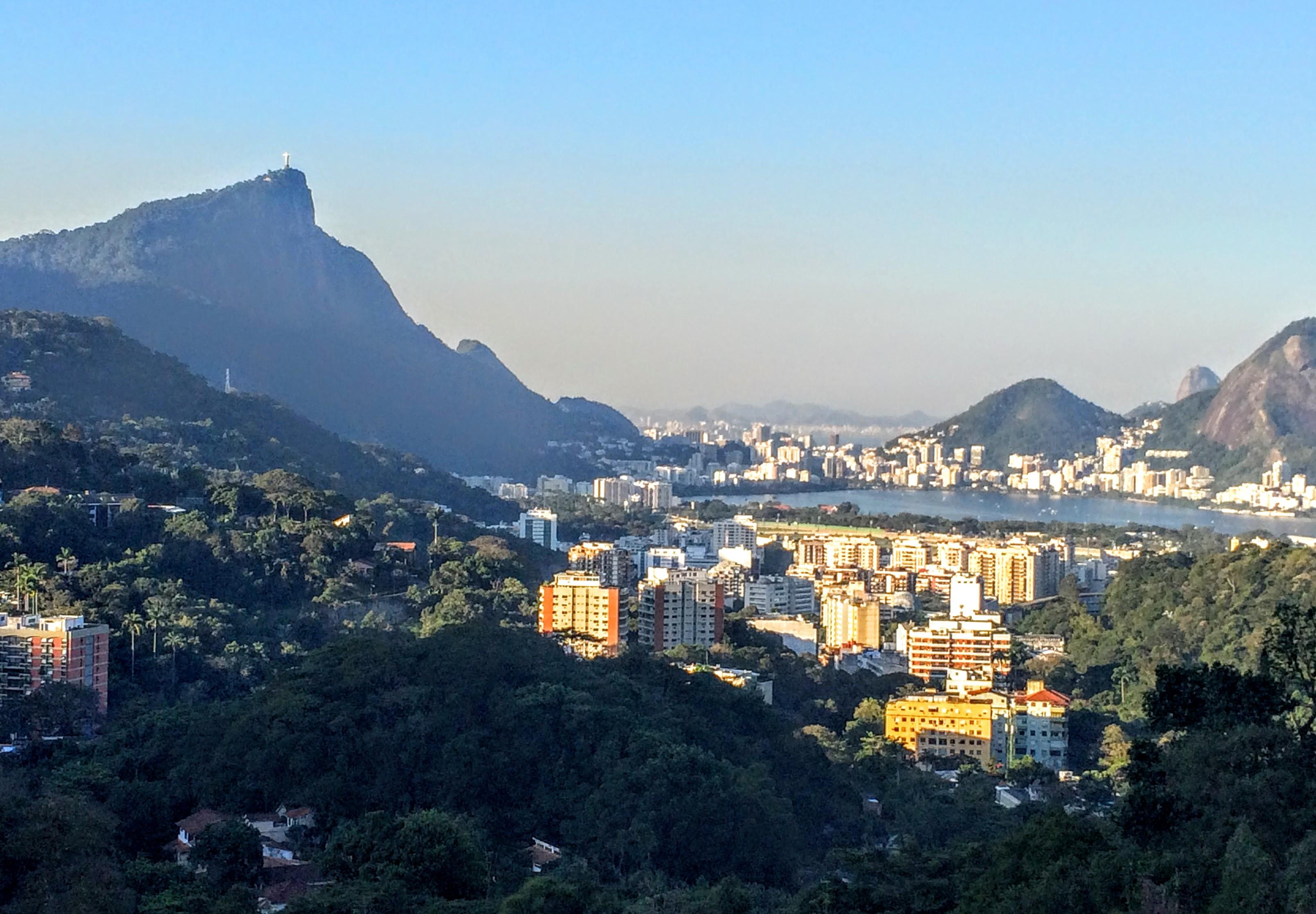 Rocinha view 2