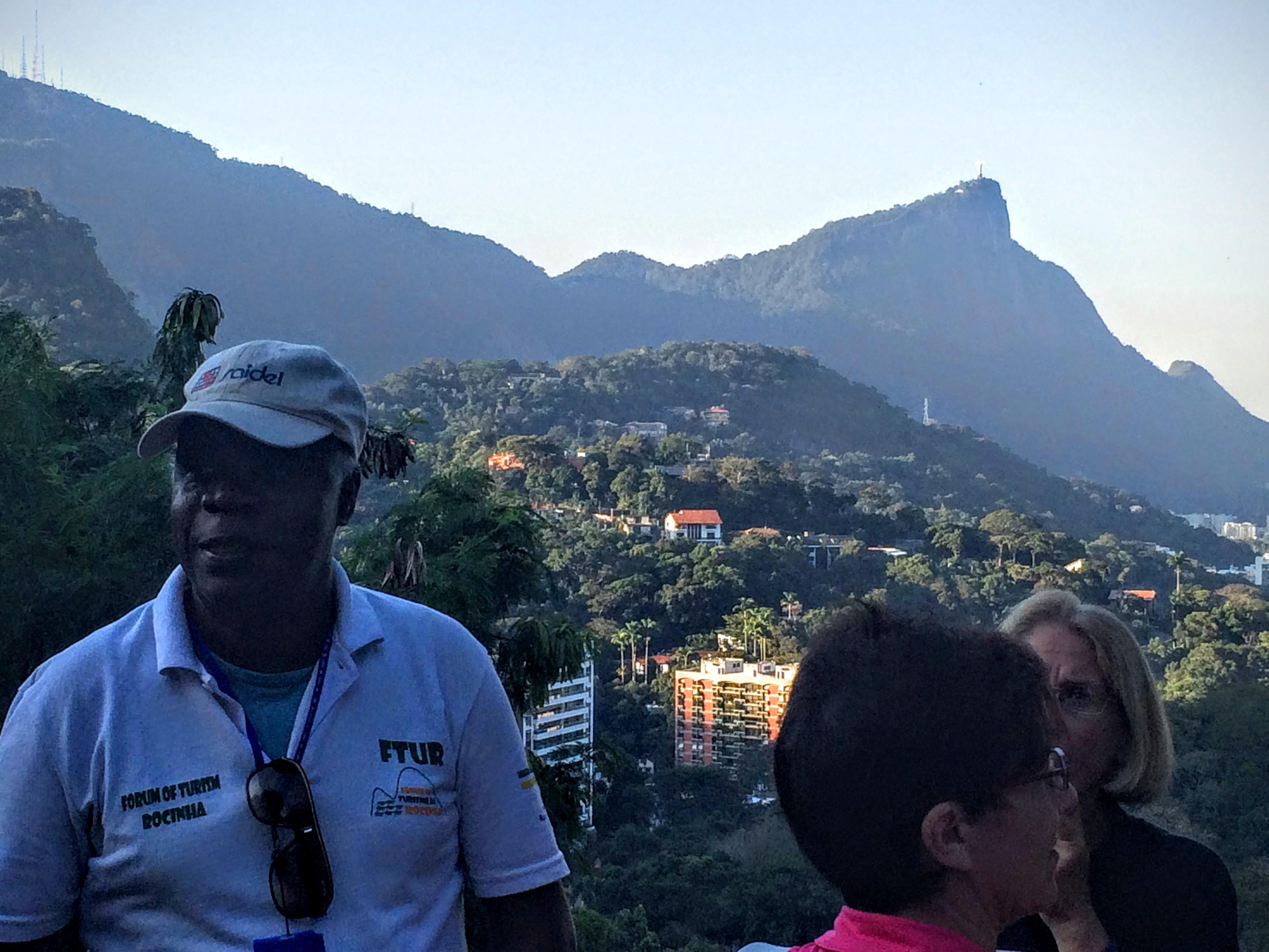 Rocinha view day