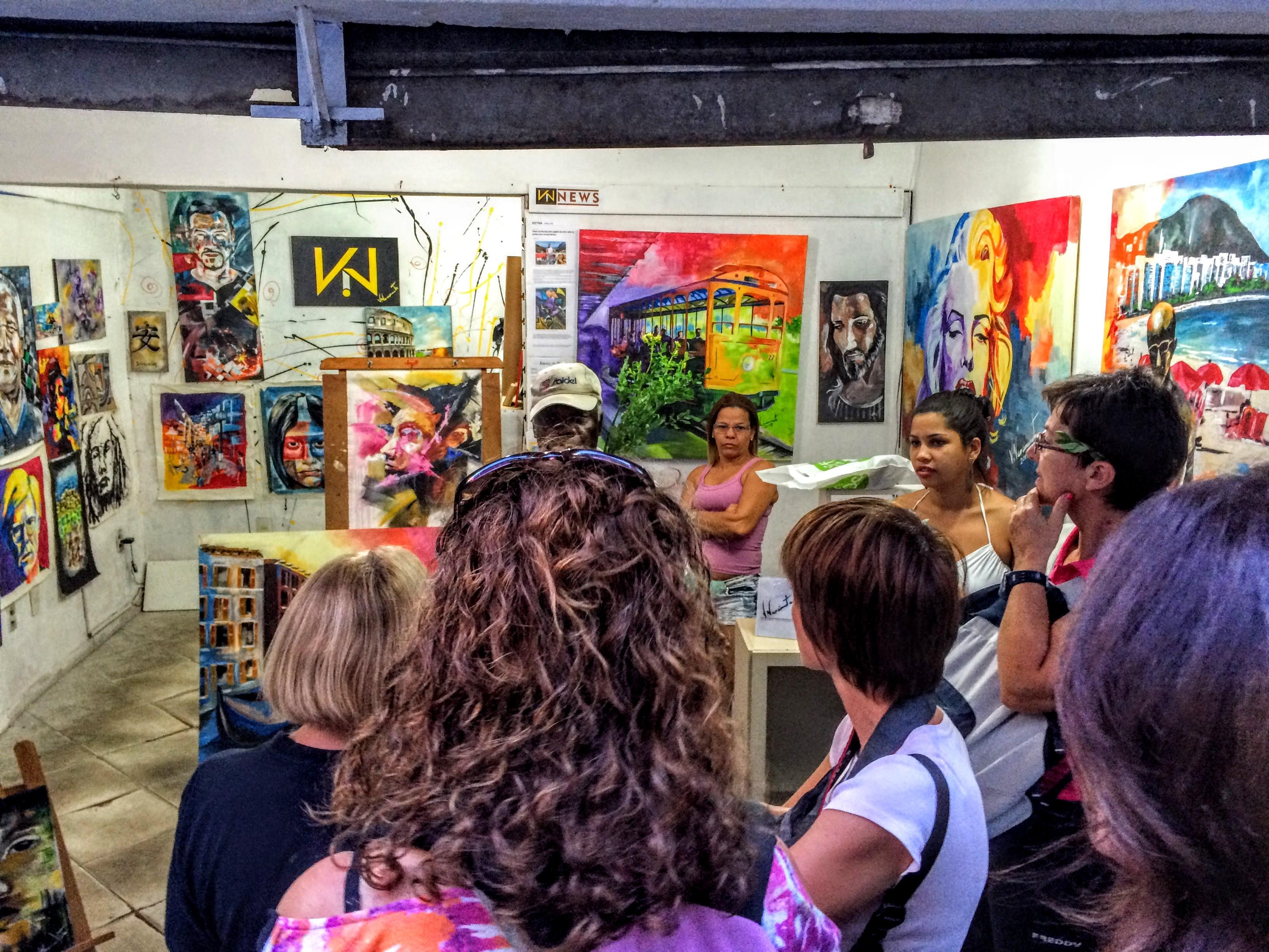 Rocinha gallery