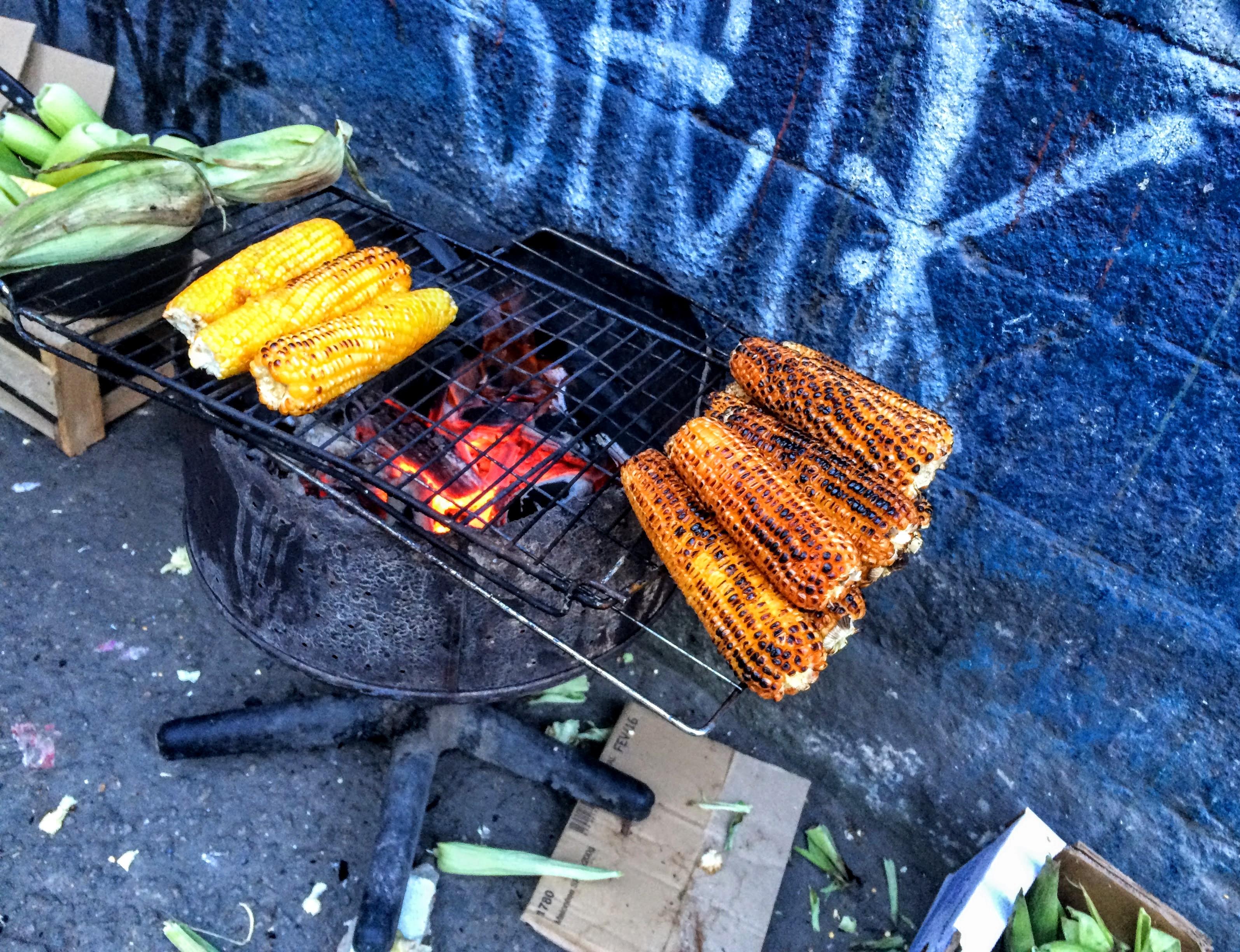Rocinha food