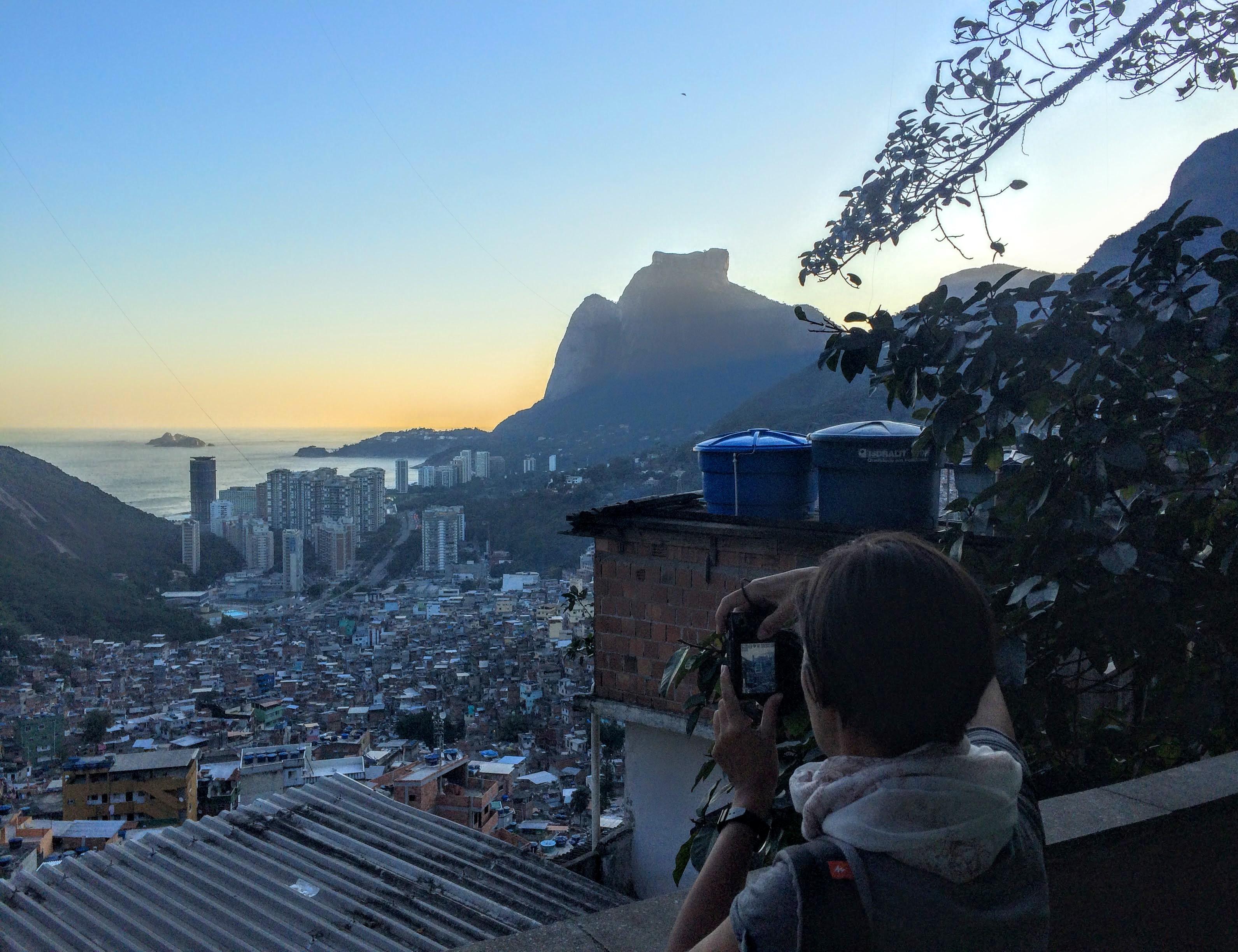 Rocinha view 3