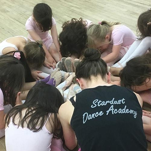 Stardust Ballet Class
