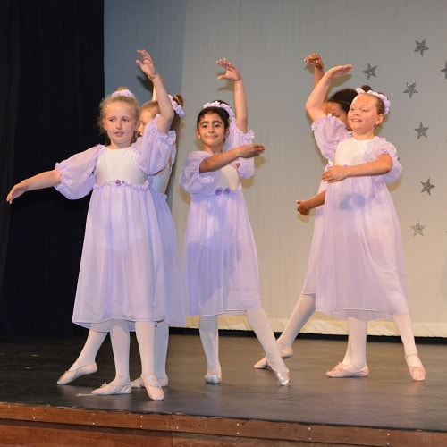 Ballet Show Photo