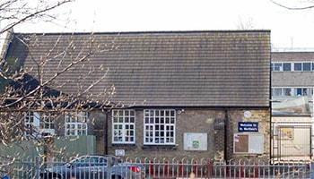 St. Matthews School Exterior