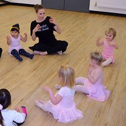 Baby Ballerinas Class