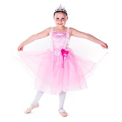 Fairytale Ballet Dancer Photoshoot