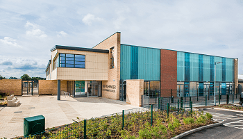 Pathfinder Primary School Exterior