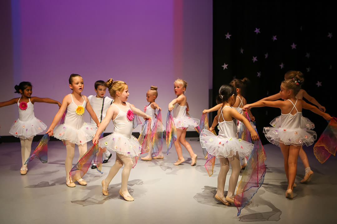 Cambridge Ballet Show Photo with Stardust