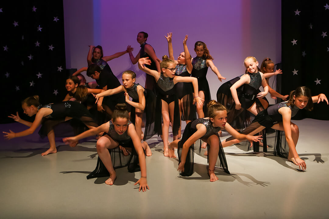 Jazz Dance Show Photo