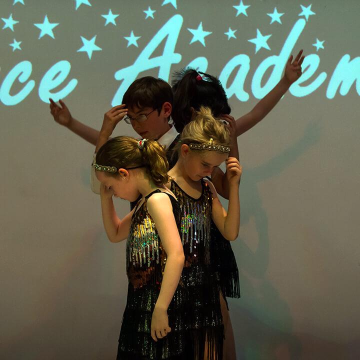 Tap Dance Show Photo